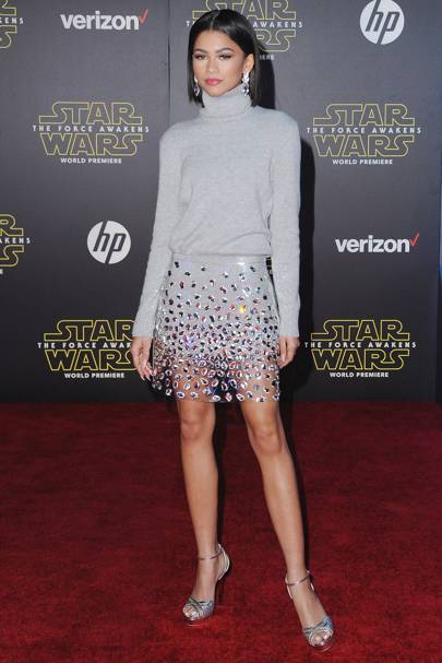 Star Wars: The Force Awakens premiere, LA - December 14 2015
