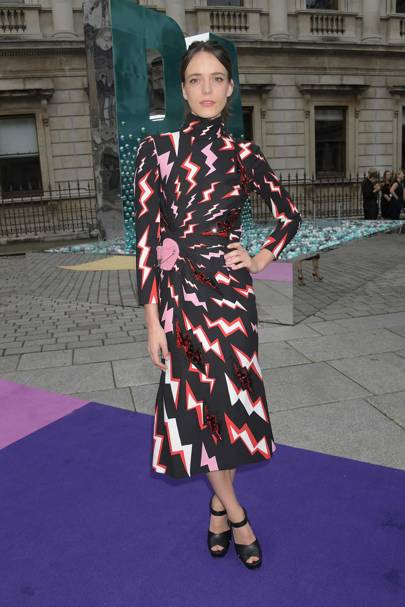 The Royal Academy Summer Party - June 4 2019