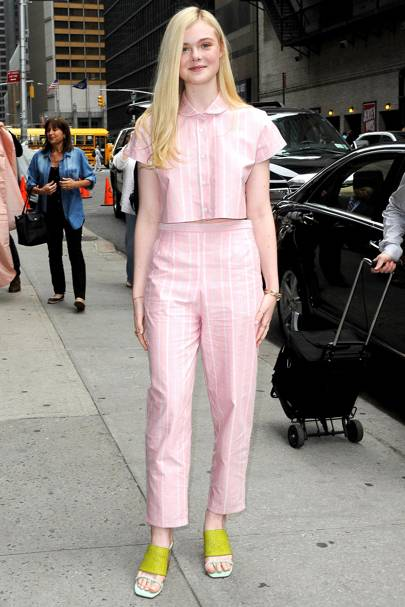 Late Show with David Letterman, New York - May 14 2014