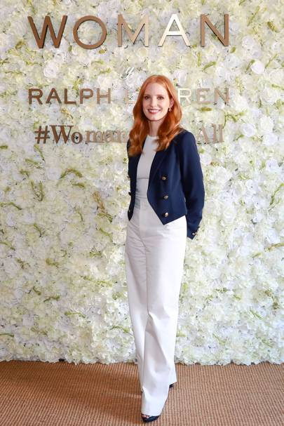 Ralph Lauren Woman Breakfast, New York – August 1 2017