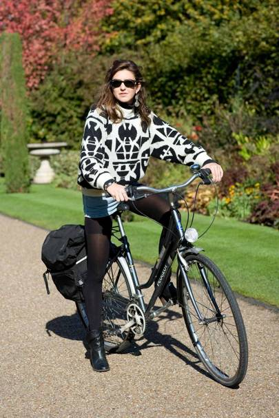 Winter Boots Street Chic Real Life Fashion British Vogue