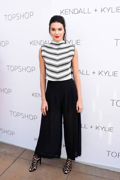 Kendall + Kylie Topshop Collection Launch,  LA - June 3 2015