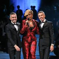 DSquared2's catwalk party