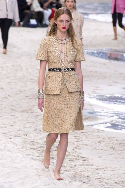 a7d1b9a34a7d Chanel Spring Summer 2019 Ready-To-Wear show report
