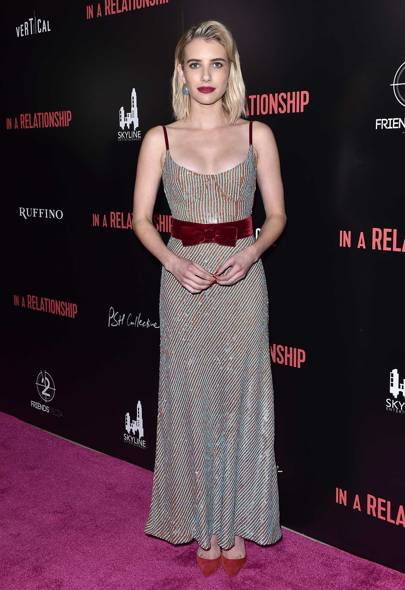 'In A Relationship' Premiere, Los Angeles - October 30 2018