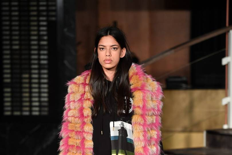 c7eb9bf7 Astrid Andersen Autumn/Winter 2018 Ready-To-Wear show report   British Vogue