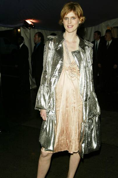 Stella Tennant - April 2004
