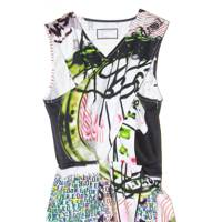Mary Katrantzou X Current/Elliott