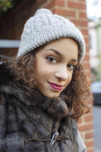 Isabelle Fourtune, student