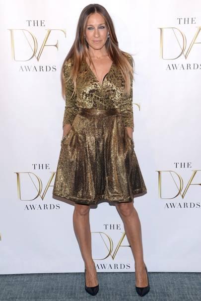 DVF Awards, New York - April 5 2014