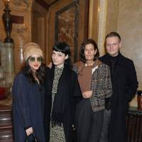 MATCHESFASHION.COM co-hosts a cocktail & dinner with Fabrizio Viti, Paris – January 23 2018