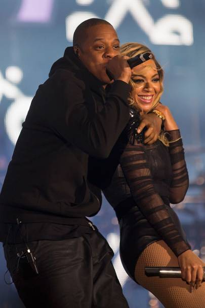1 - Beyoncé and Jay-Z ($95 million)