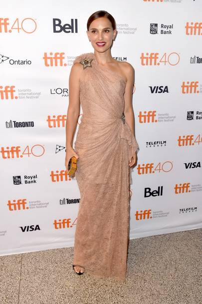 Toronto International Film Festival premiere of A Tale of Love and Darkness, Toronto - September 10 2015
