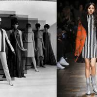 Monochrome Stripes