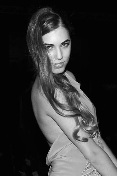 Amber Le Bon, model