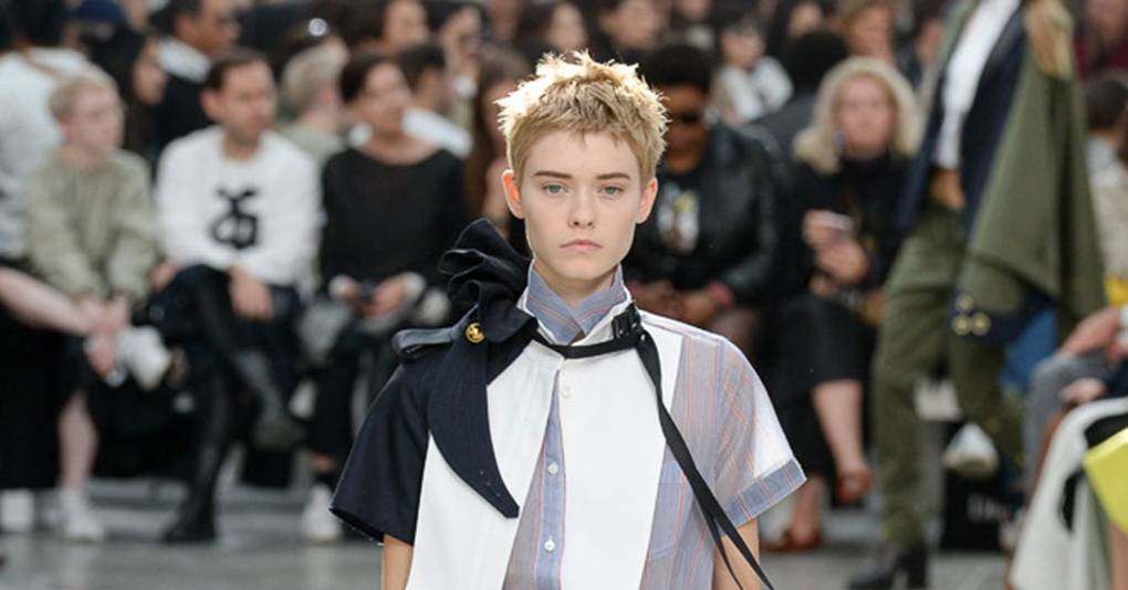 07662dc833758 Sacai Spring Summer 2019 Ready-To-Wear show report