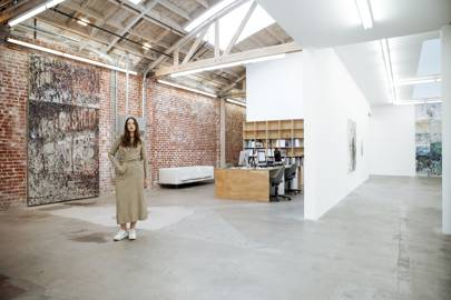 The Independent Gallery: Hannah Hoffman Gallery