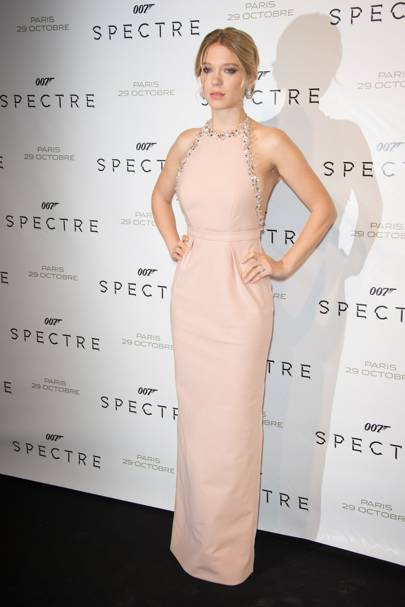 Spectre premiere, Paris - October 29 2015