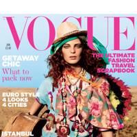 Vogue Cover, January 2005