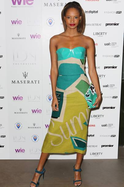 LDNY Fashion Show & WIE Award Gala, London - April 27 2015