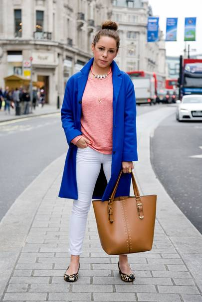 Camilla Pryce, footwear designer