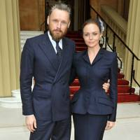 Stella McCartney and Alasdhair Willis