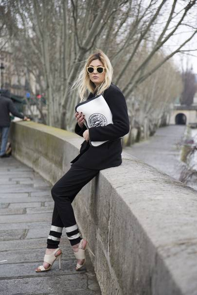 Camille Charriere, blogger