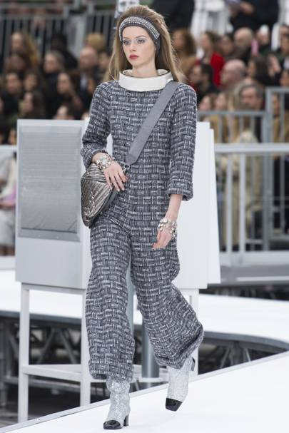 69d08f4f7755 Chanel Autumn Winter 2017 Ready-To-Wear show report