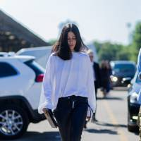 Non-mover: the plain white tee