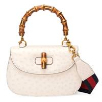 Gucci's bamboo top handle bag