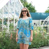 Karen Blacker, shows marketing executive
