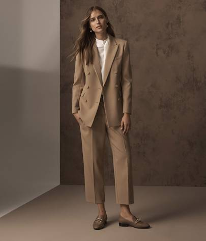 "ad4a2db6aa77da Anyone who has recently ventured into a branch of Marks & Spencer in search  of a buzzed-about ""key piece"" of clothing will know that the experience is  akin ..."