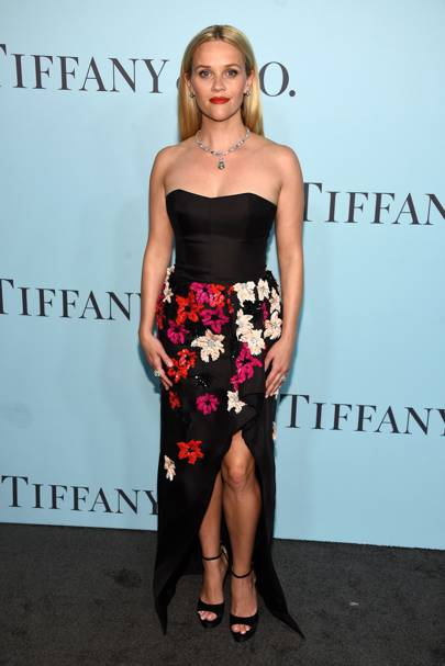 Tiffany & Co. Gala, New York - April 15 2016
