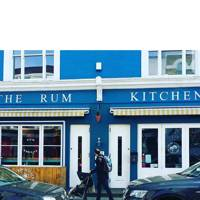 Snack on some plantain at The Rum Kitchen