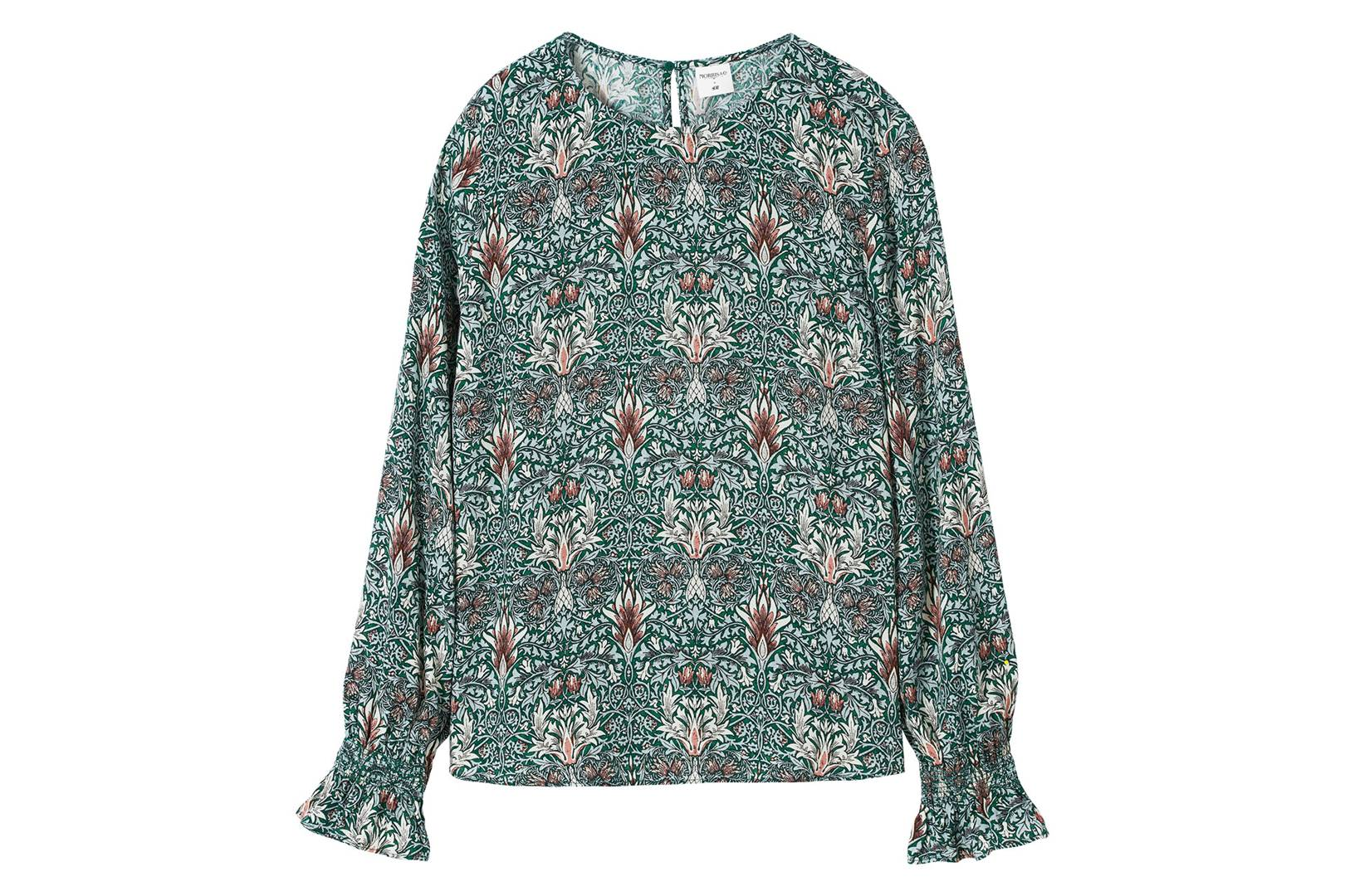50ad551b0027 H&M x William Morris: The Best Pieces To Buy | British Vogue