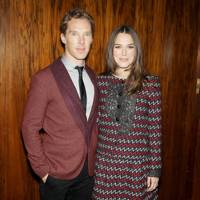 Lunch celebrating The Imitation Game, New York – November 17 2014