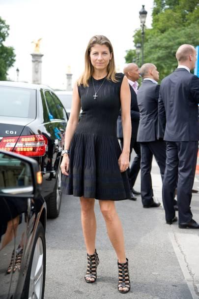Nathalie Tollu, personal stylist