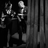 Cate Blanchett and the Duke of Cambridge