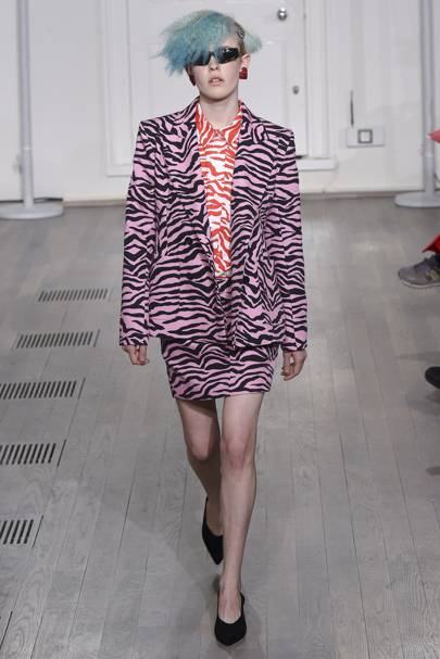 Ashley Williams Spring/Summer 2018 Ready-To-Wear show report | British Vogue