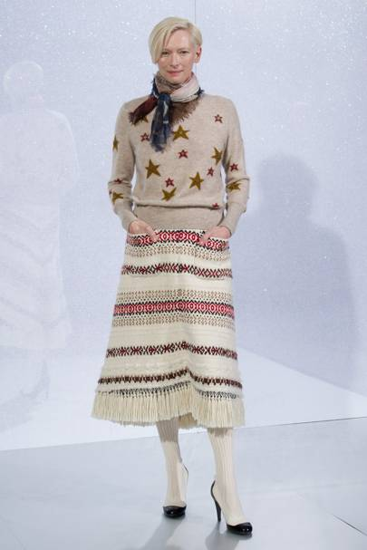 Chanel show - January 21 2014