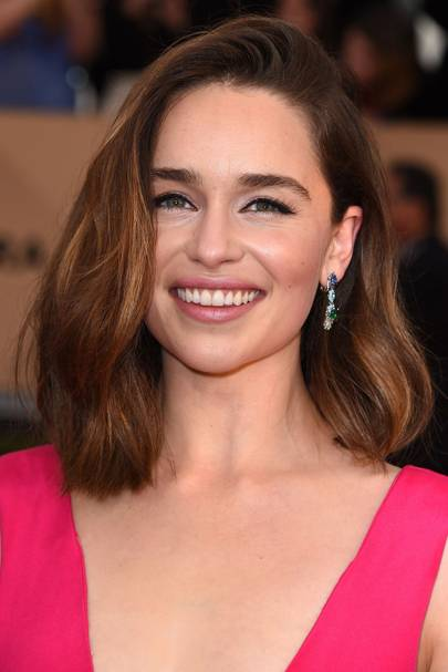 Emilia Clarke's Youthful Cool