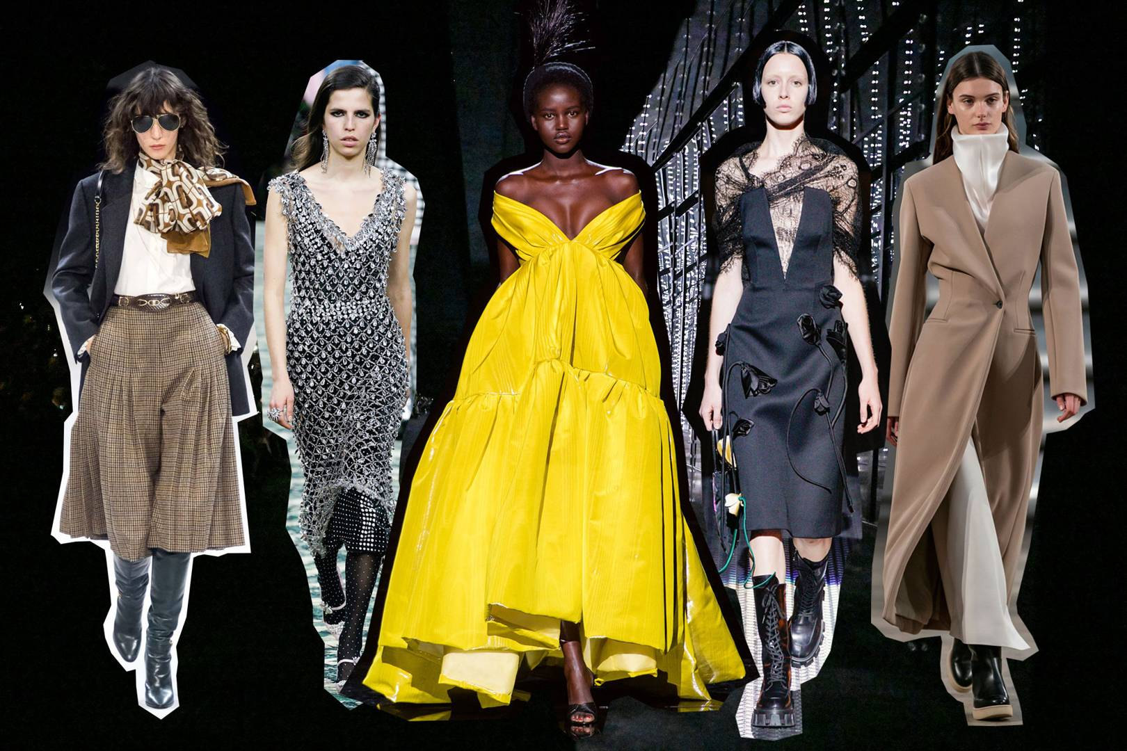 633cde79dff Autumn Winter 2019 Fashion Trends You Need To Know | British Vogue