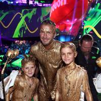 Nikelodeon Kids' Choice Sports Awards, Los Angeles – 2014