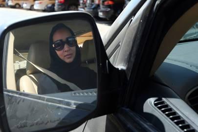 Saudi Arabia Lifts Driving Ban