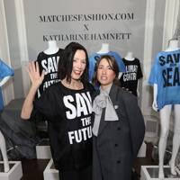 MatchesFashion.com x Katharine Hamnett Launch - February 17