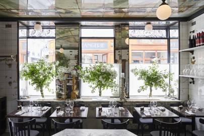 The Restaurant: Anahi