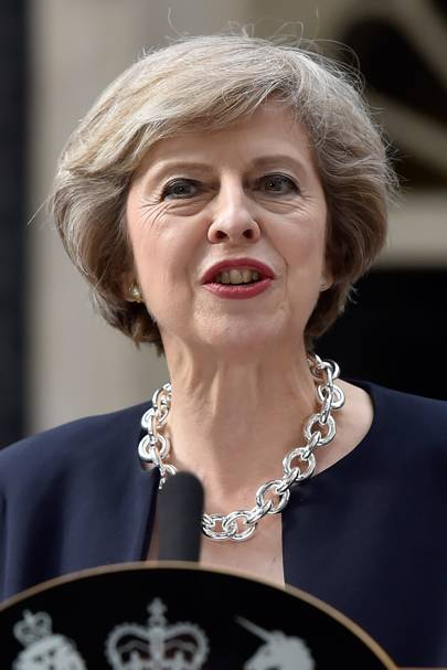 Statement Necklaces The New Power Dressing Prop British