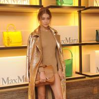Gigi Hadid x Max Mara event – September 21 2016