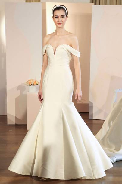 Anne Barge Spring/Summer 2018 Bridal Collection
