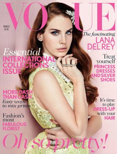 Lana Del Rey Biography Quotes Facts British Vogue